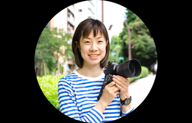 Cameraman mayuko